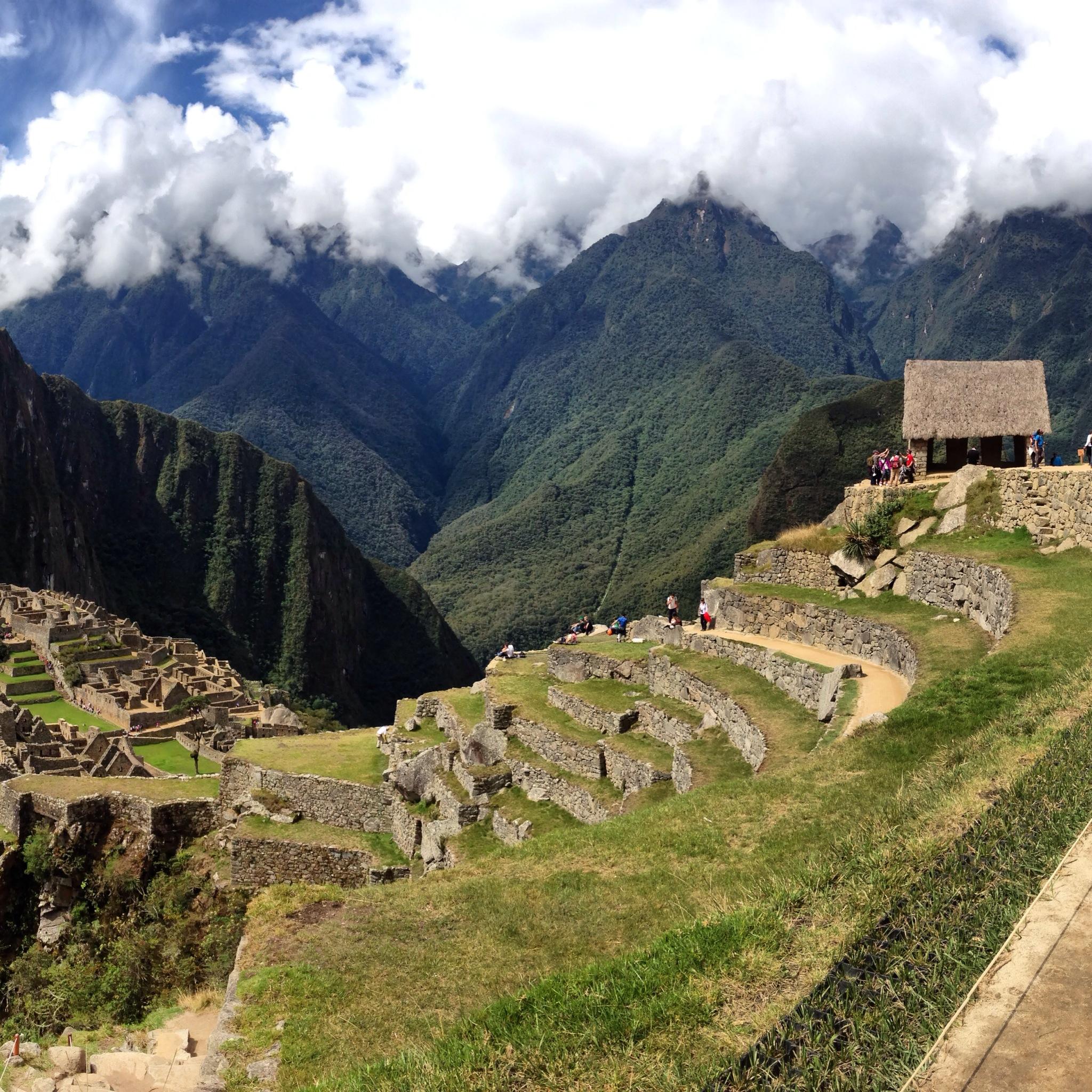 Machu Picchu Excitedeye S Blog